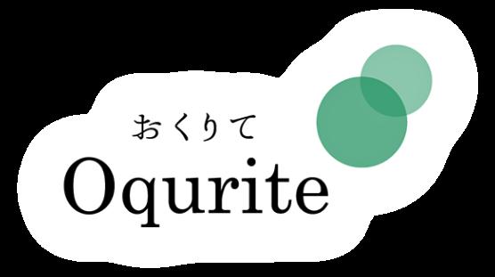 Oquriteロゴ